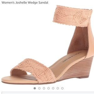 New Lucky Brand Joshelle Wedge Sandal 8.5